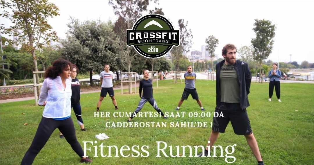 Fitness Running Etkinliğimiz